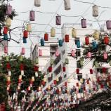Bangkok lanterns